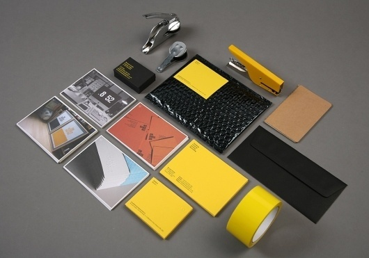 Because Studio – High Res Special | September Industry #identity #branding #stationery