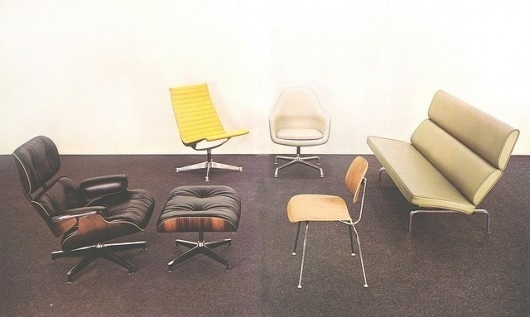WANKEN - The Blog of Shelby White » Chairs of Mid-Century Modern #sofa #chairs #modern #chair #vintage #midcentury #eames