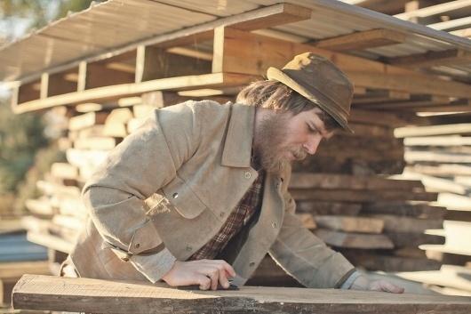 Grain & Gram — The New Gentleman's Journal / Blair Sligar, Woodworker #graingram