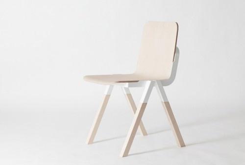 HANDLE CHAIR #furniture #design #industrial