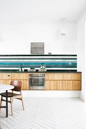Tingelings #interior #design #kitchen #tile #decoration