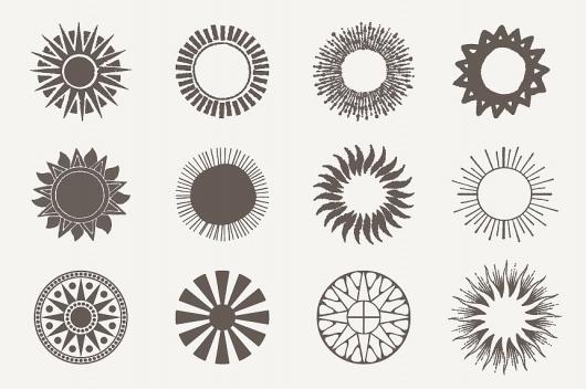 StudioMakgill - Good Energy #illustration #branding