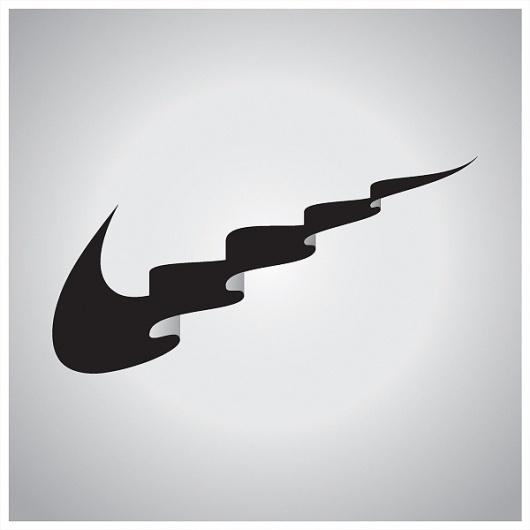 Nike - 2010 on the Behance Network #illustration