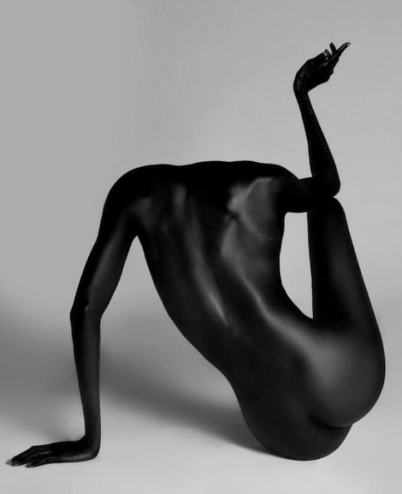 Woman Portrait #nude