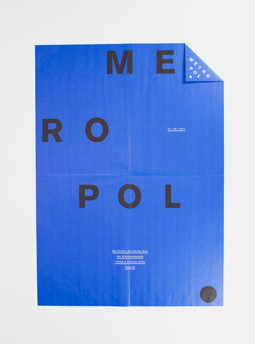 my-tumblrisbetterthanyours:Paul Bernhard @pbernhard.com #poster