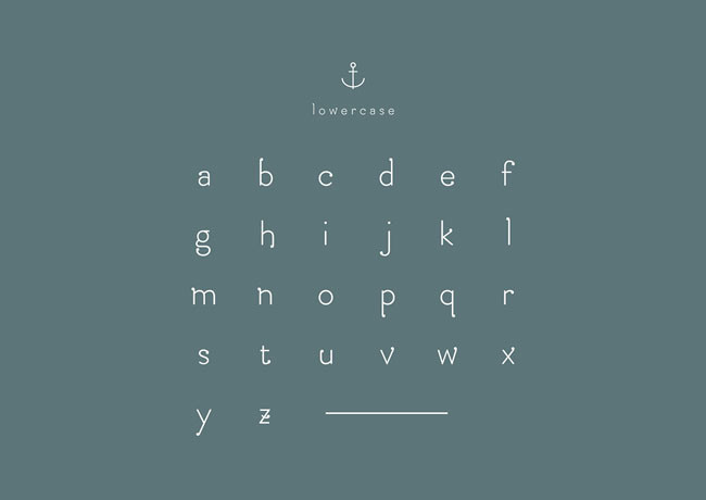 Amsdam : Free Modern Font