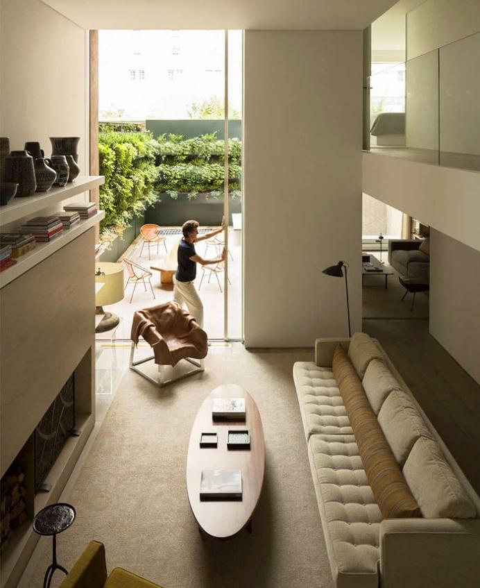 OM Townhouse by Studio Arthur Cases - #decor, #interior, #home