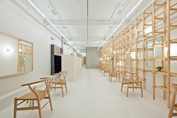 CJWHO ™ (end…Link by Yasunari Tsuakada) #crafts #design #interiors #tsuakada #yasunari #wood #architecture