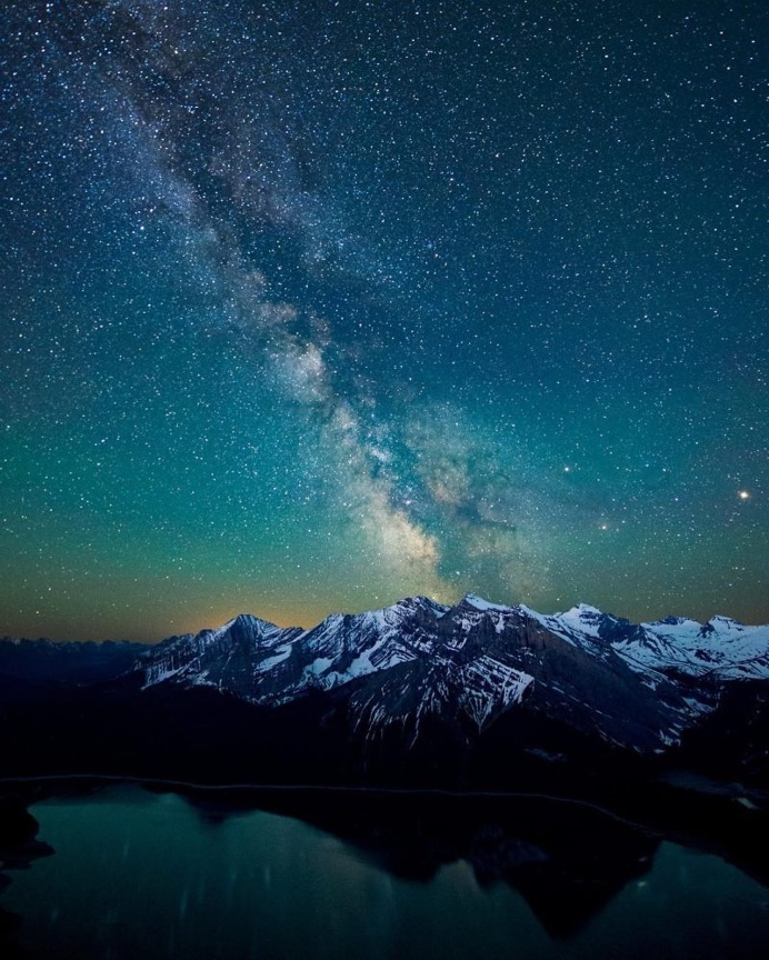 Beautiful Astrophotography by Monika Deviat