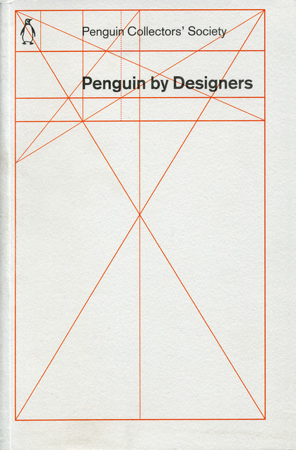 Penguin by Designers #rectangle #divine #auri #geometry #proportion