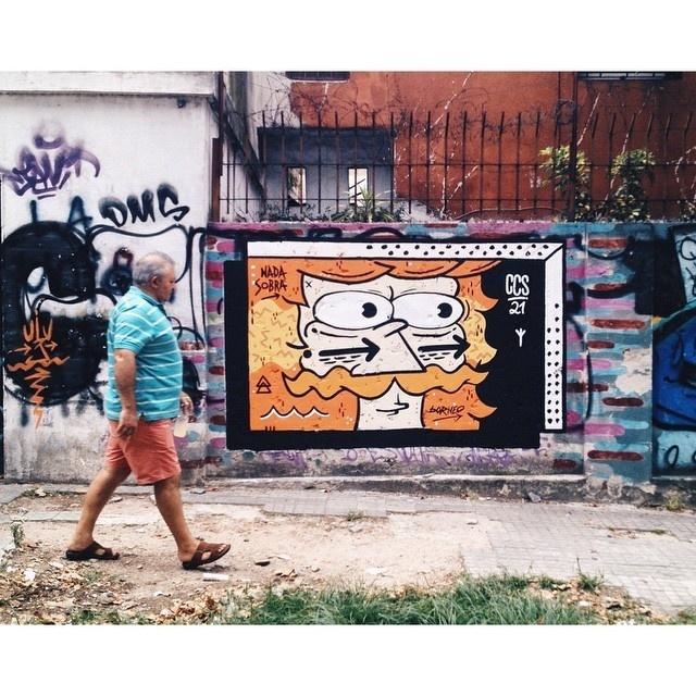 Uruguay - Montevideo #streetart