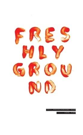 Jack Walsh #jack #freshlyground #walsh #typography