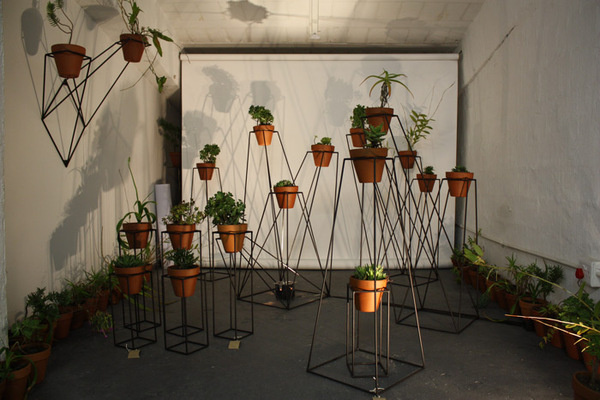 plant stand #weld