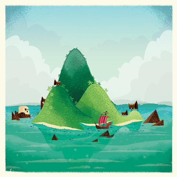illustration, peter pan