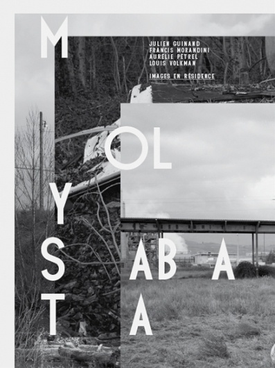 Moly Sabata: images en résidence #content #design #book #french #type #exposed