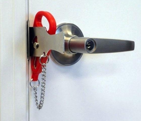 Addalock Portable Door Lock #home