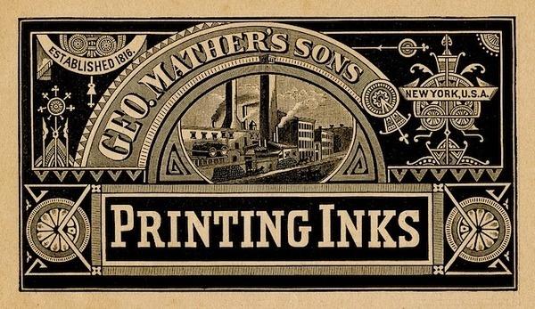 MathersInks150 #type #old #design