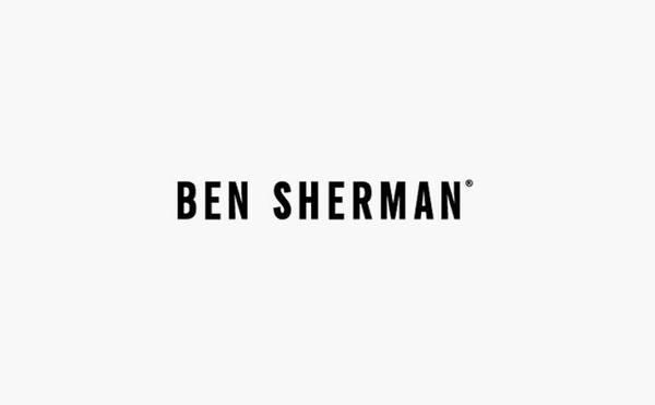 ben sherman logo design #logo #design