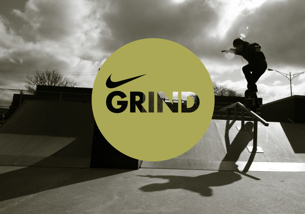 NIKE SPONSORED CLASS on Behance #grind