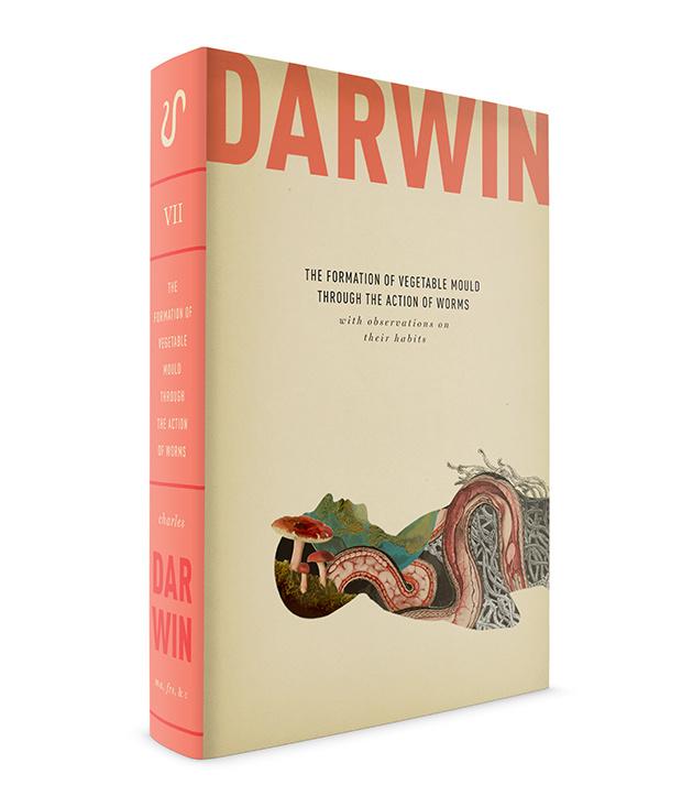 DARWIN BOOK SERIES - Caleb Heisey Design #book