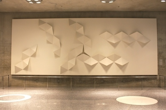 Max Bill #max #white #installation #bill #structure
