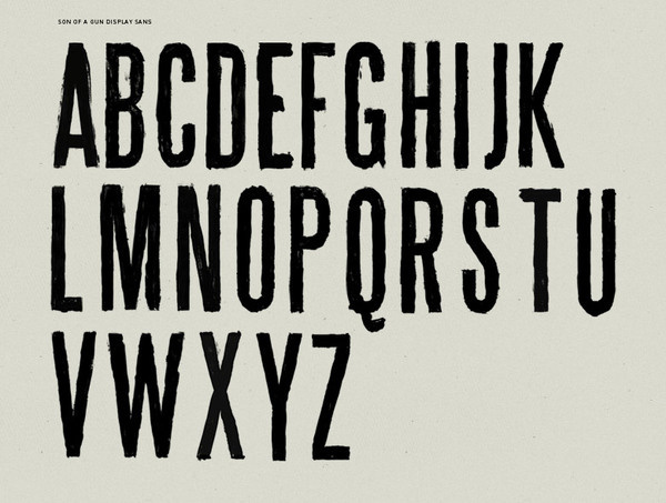 Project 53 UK Design Agency Leeds and London #typography #type #hand drawn type #fonts