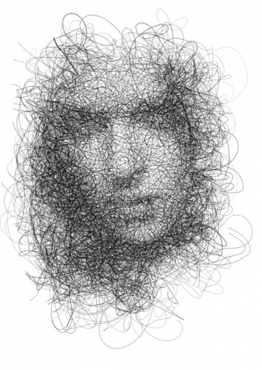 All sizes   unconscious reason   Flickr - Photo Sharing! #generative #white #sergio #black #albiac #and #processing #drawing
