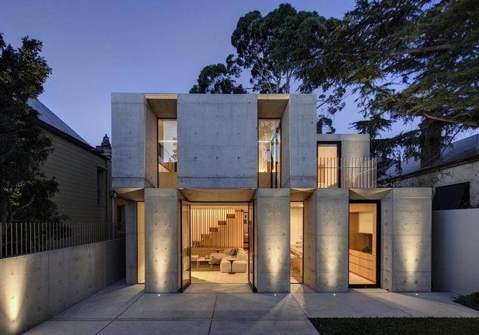 Glebe House by Nobbs Radford Architects 19