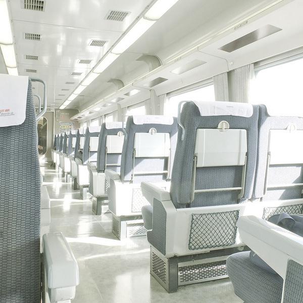 On the train #train #japan #kansai