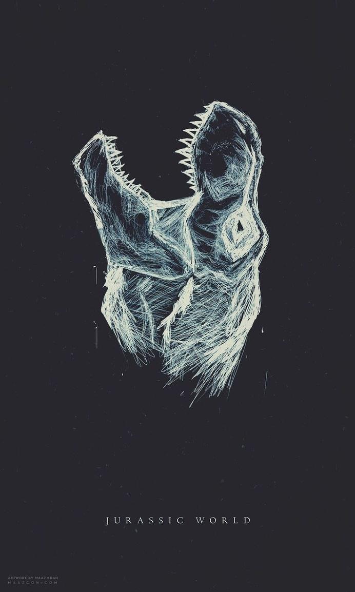 Jurassic World – Fan Art & Posters