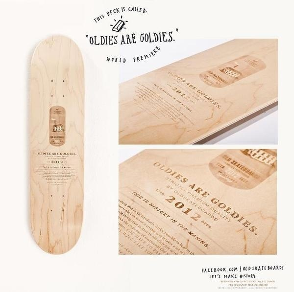 Graphic-ExchanGE - a selection of graphic projects - Page2RSS #engraving #skateboard #laser