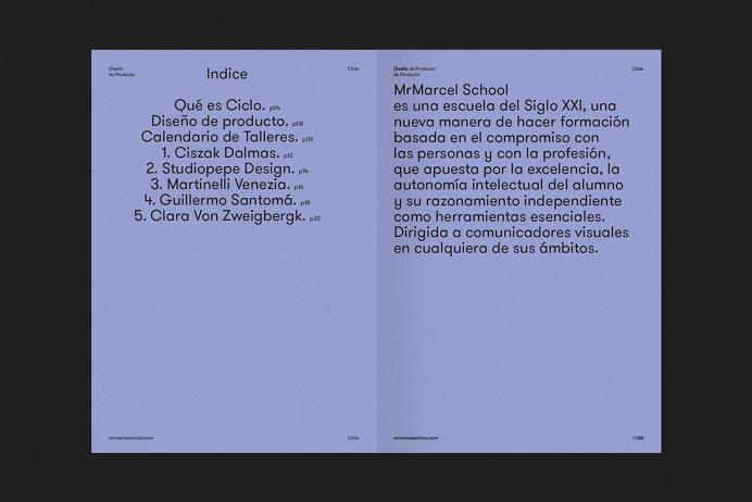 Ciclo – Mr.Marcel School on Behance