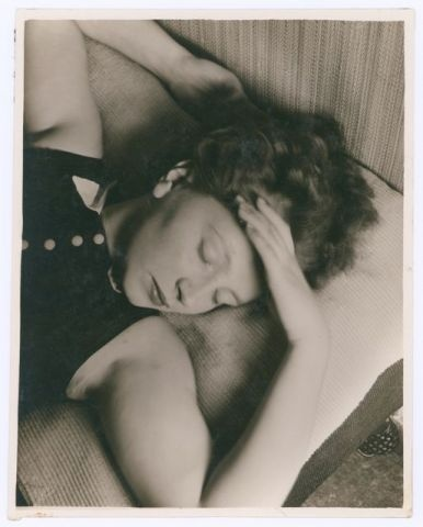 Werner David Feist-portrait, Margaretha Reichardt #photography #vintage #people