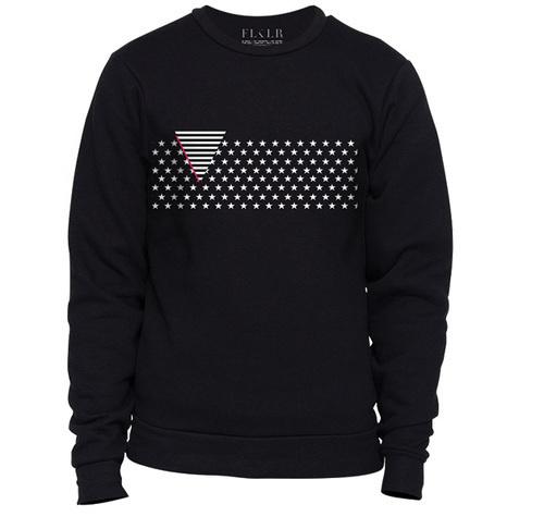 WINTER / FALL #geometry #apparel #surf #flag #shapes #sweater #america #flklr