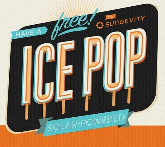 NOTED: top pops. #type #lettering #logo