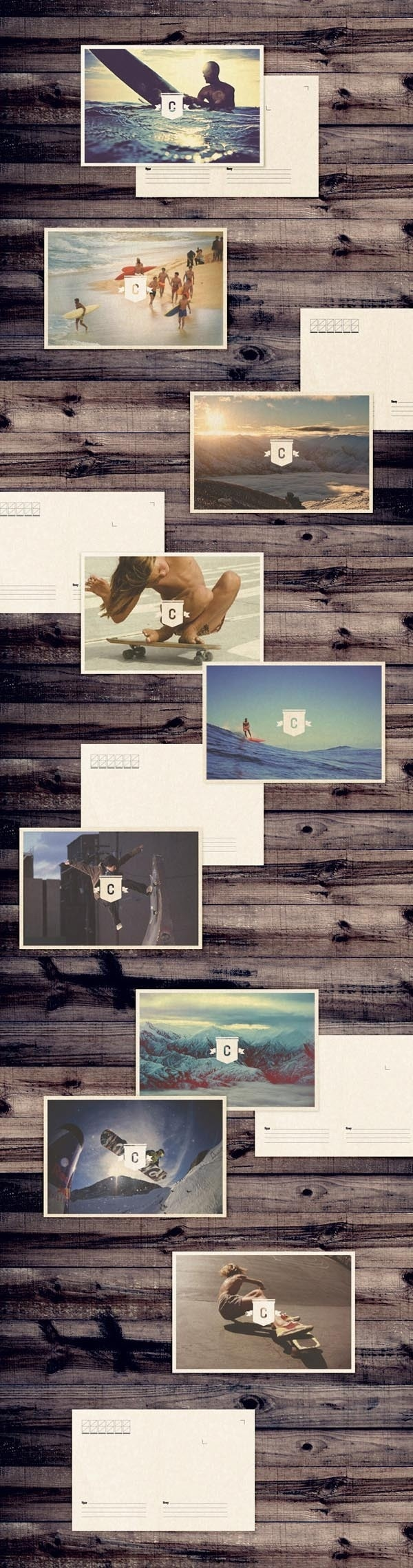 Identity Imaging by Pavel Ripley for Russian Boardshop Skvot #identity #branding