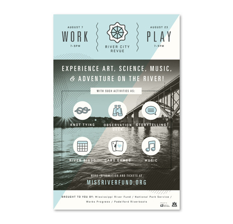 Duffy's Fresh, New Identity Design for the River City Revue The Minneapolis Egotist #web