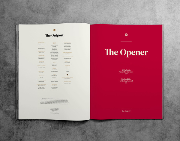 THE OUTPOST #01 on Behance