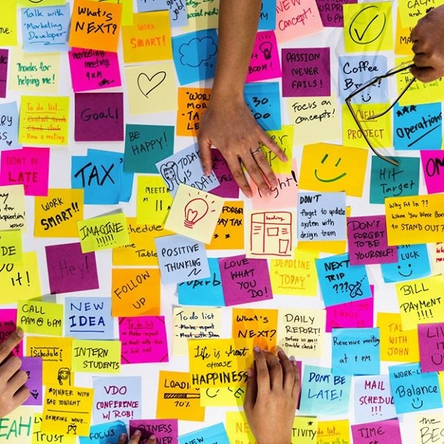 Priorities?☺️. Be inspired by Rawpixel.com #priority #planner #postit #tag #note #daily #to-do #realimage #social #branding #socialm