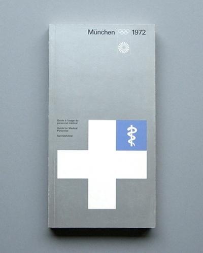 Otl Aicher 1972 Munich Olympics - Brochures