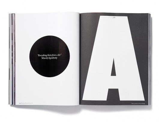 Plastique Magazine: Issue 3 « Studio8 Design #layout #magazine