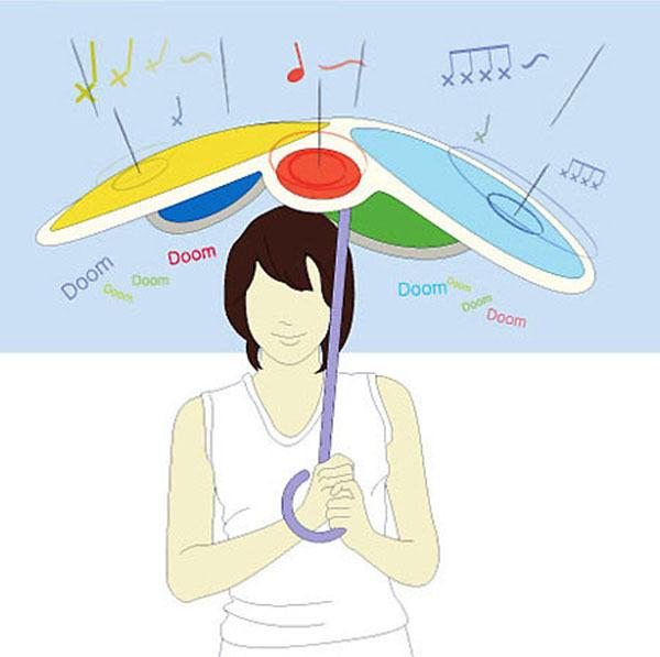 Best Umbrella Drum Innovative Ideas Drumbella images on Designspiration