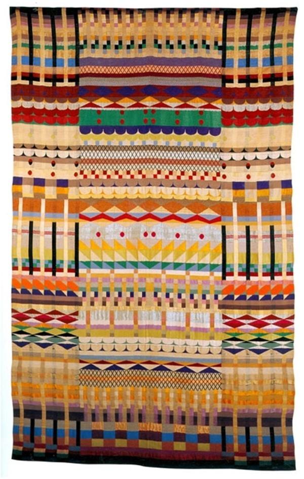 Love is what you want « Rhythm & Ritual #textiles #bauhaus