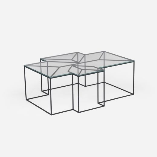 Coffee Table Wright Now #design #geometry #wired