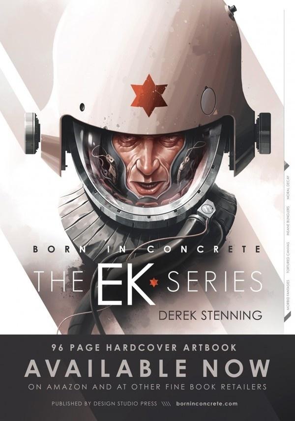 Born In Concrete #stenning #ek #by #derek #the #series