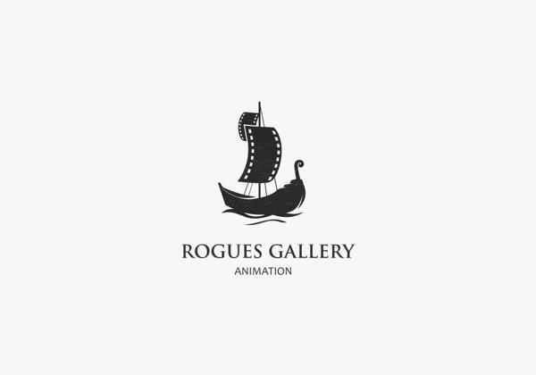 Rogues Gallery #agency #branding #co #viet #vintage #qung #hiu #vn #dng #logo #bratus #k #logotype #vit #mark #nam #t #thit #thng #cty #xy