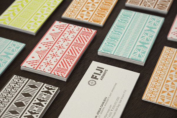 Bula #pattern #business #fiji #bula #brand #cards