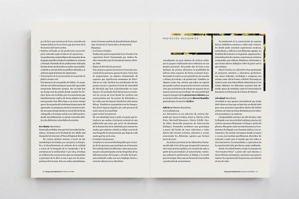 Anuario Can Xalant 09/10 | Albert Ibanyez #book