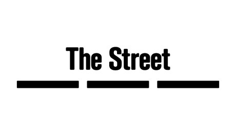 Pentagram's new work: TheStreet | creativebits™ #logo #design