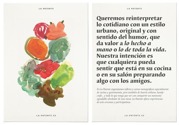 P.A.R La Patente #print #flyer #brochure